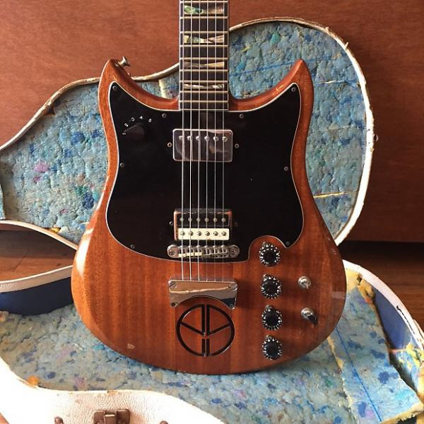 Custom c1970 Electra Outlaw X740 MPC (Natural Mahogany) #1 image