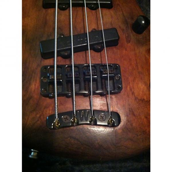 Custom Warwick Thumb Bass 1989 Brown #1 image
