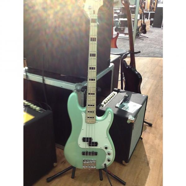 Custom Fender Deluxe PJ Bass 2016 Seafoam Green (Local Pickup Only) #1 image