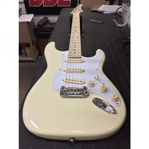 Custom G&L Legacy Vintage Electric Guitar White #1 image