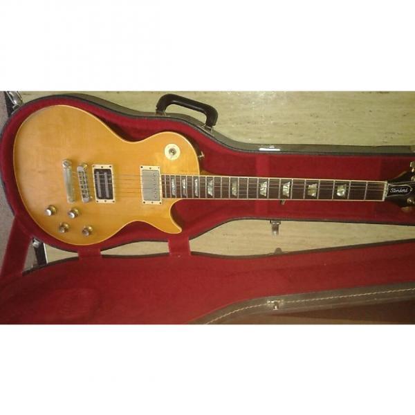 Custom Gibson Les Paul Standard 1980 Natural #1 image