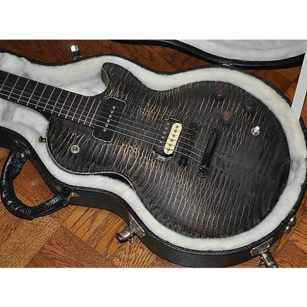 Custom 2007 Gibson Les Paul BFG -Transparent Black -All Original -No Modifications -Gibson hardshell case #1 image