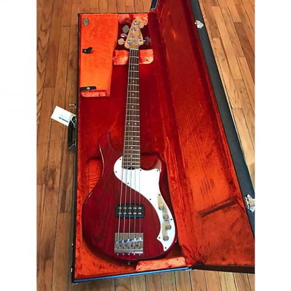 Custom Fender American Deluxe Dimension V Bass #1 image