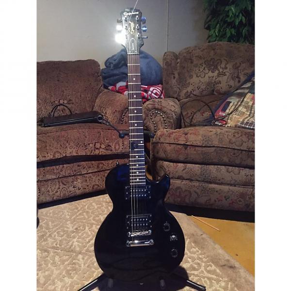 Custom Epiphone  Special II 2014 Black #1 image
