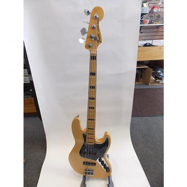 Custom Fender American Deluxe Jazz Bass ASH #1 image