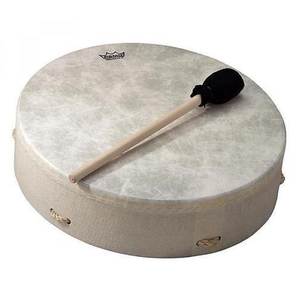 "Custom REMO Drum, Buffalo, 22"" Diameter, 3.5"" Depth, Standard #1 image"