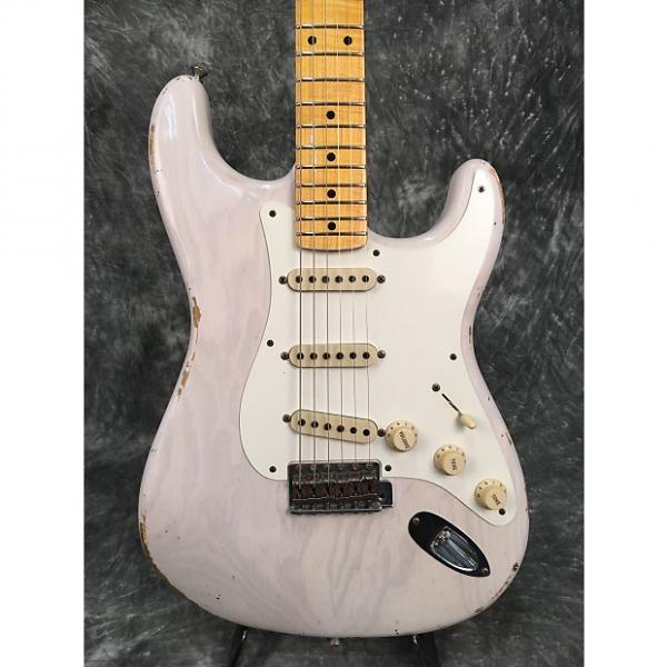Custom Fender 1957 Relic Stratocaster custom shop 2015 Mary Kay #1 image