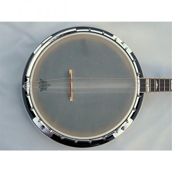 Custom Goldtone Gold-Tone-IT-250F-Tenor-Banjo-with-Resonator-back-gig-bag #1 image