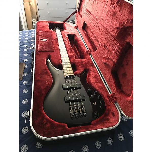 Custom Ibanez SR4500E 4-String Electric Bass Guitar 2016 Deep Espresso #1 image