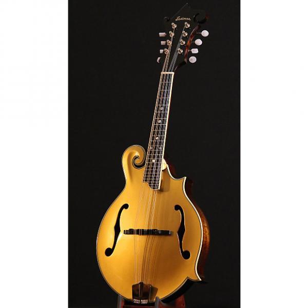 Custom Eastman MD-415 Gold Top F-Style Mandolin *Hardshell Case* #1 image