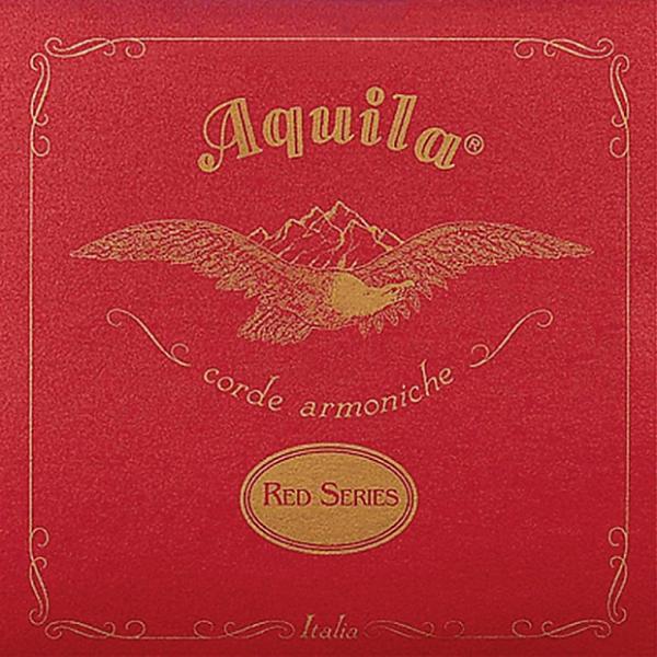 Custom Aquila Red Series AQ-86 Concert Ukulele Strings - Low G - Set of 4 #1 image