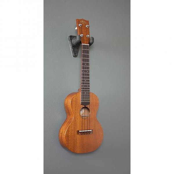 Custom Kiwaya KTC-2 Mahogany Concert Ukulele & Hardshell Case #1 image