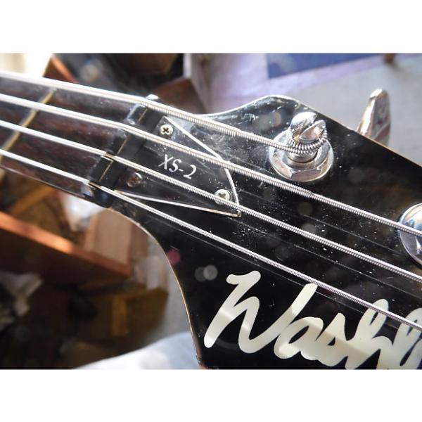Custom P-bass by Washburn: new strings & full set up #1 image