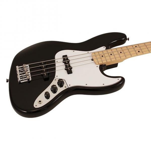 Custom Fender  American Standard Jazz Bass 2016 Black #1 image