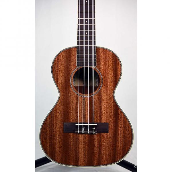 Custom Kala Mahogany Tenor 6-String Gloss #1 image