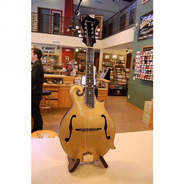 Custom Eastman MD415GD - F Style Mandolin - Gold Top! #1 image