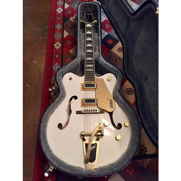 Custom Gretsch 5422TDC 2010s Snow Crest White #1 image