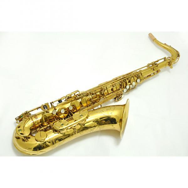 Custom Selmer Mark 6 Tenor Saxophone #1 image