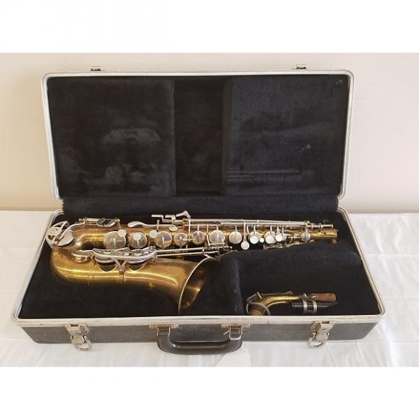 Custom Selmer Bundy II Alto Saxophone w/Case (For Repair) #1 image
