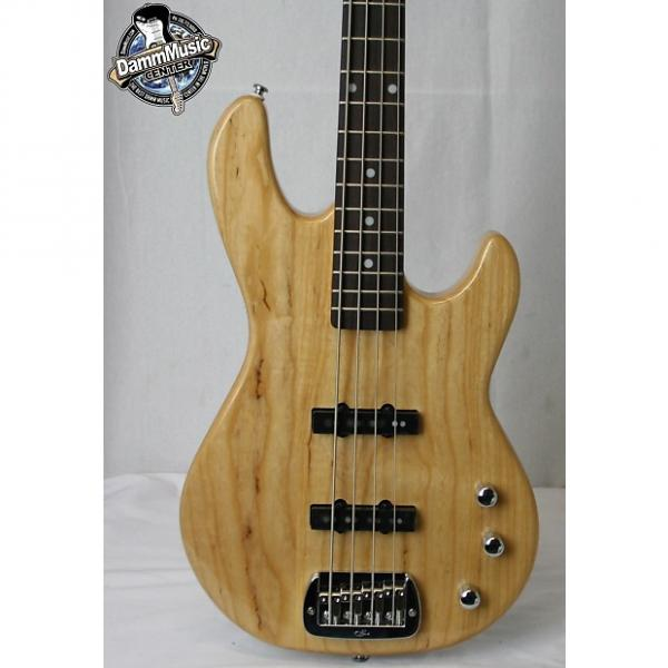 Custom G&L Tribute JB-2 Electric Bass Guitar Natural Finish #1 image