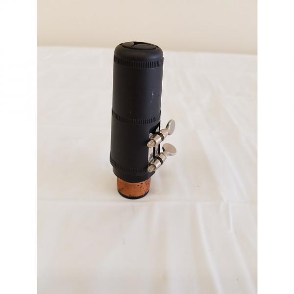 Custom Selmer Paris 105C85 Bb Clarinet Mouthpiece Black #1 image