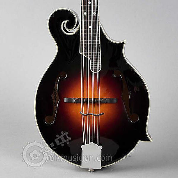 Custom Savannah F Model Mandolin Solid #1 image