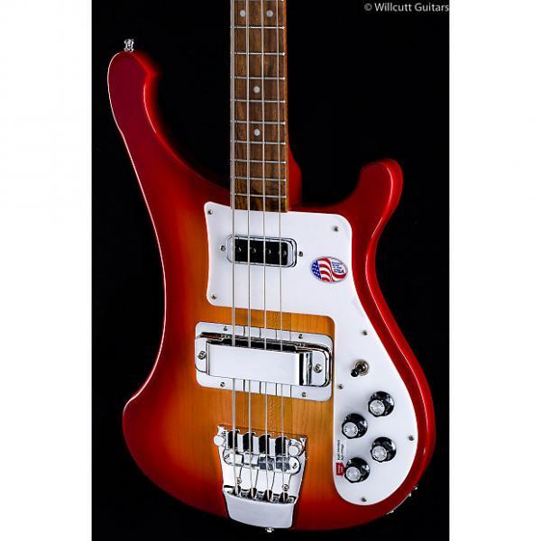 Custom Rickenbacker 4003s Fireglo (752) #1 image