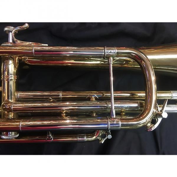Custom Bach Stradivarius B188 Bass Trumpet #1 image