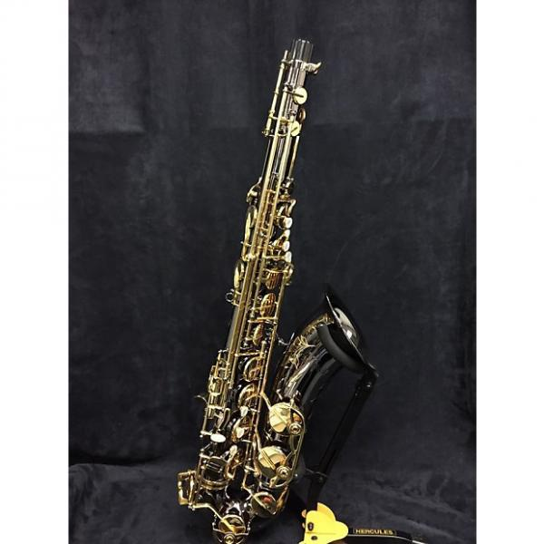 Custom Selmer La Voix II Tenor Saxophone 2016 Black Lacquer #1 image