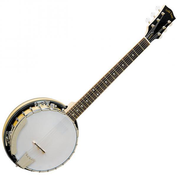 Custom Gold Tone GT-500 6-String Banjitar Banjo Guitar #1 image