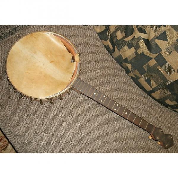 Custom Tone King Open back tenor banjo 1920s-1930s #1 image