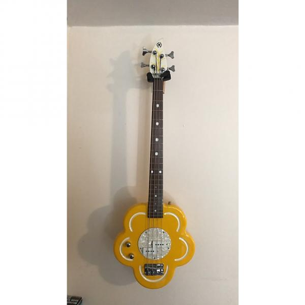 Custom Daisy Rock Left handed bass - stringed right currently #1 image