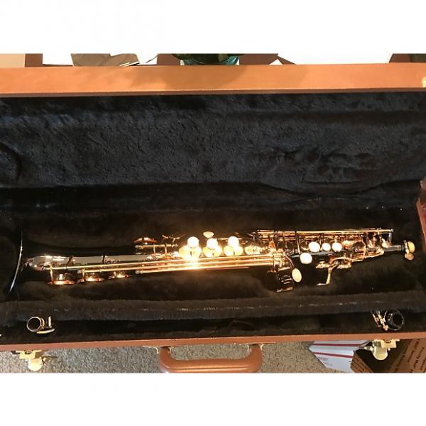 Custom Milwaukee Special Edition Soprano Saxophone #1 image