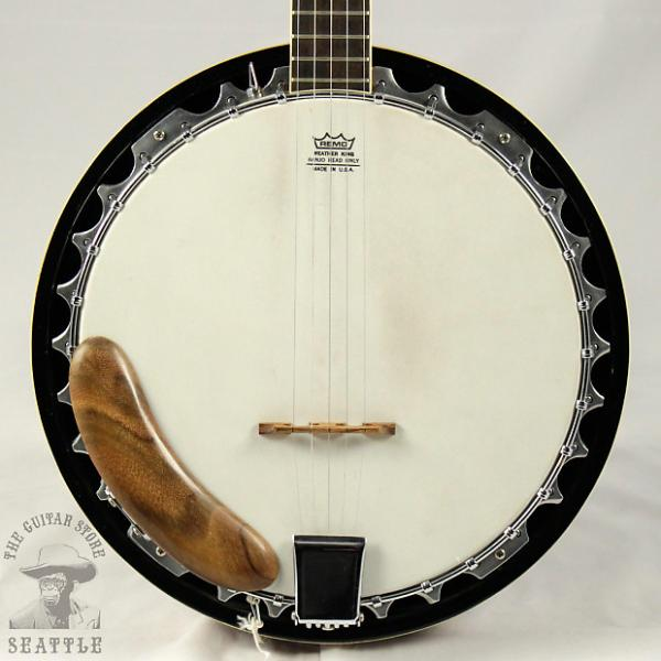 Custom Harmony 408 Closed-Back Five String Banjo Used #1 image