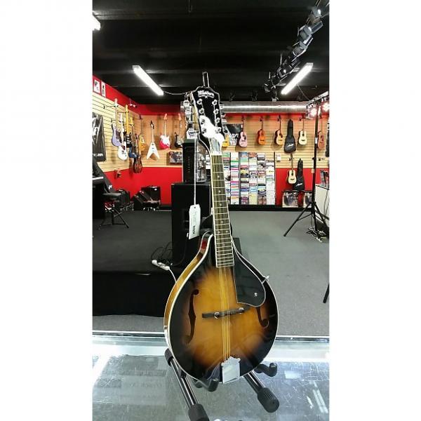 Custom Washburn M1S Bluegrass/Traditional/Celtic Mandolin A-Style Mandolin! Perfect Condition! #1 image