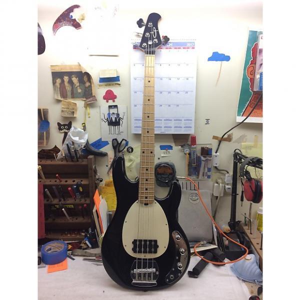 Custom OLP Stingray Bass Black #1 image