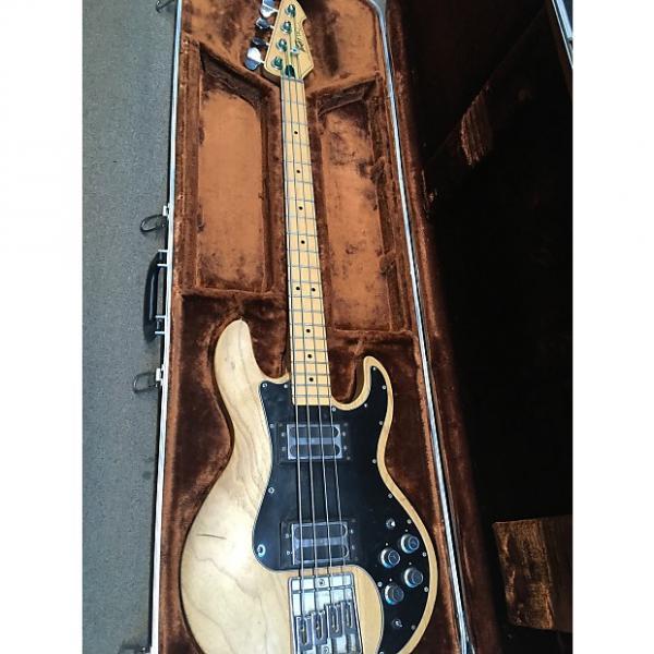 Custom Peavey T-40 Bass Guitar w/ original case Battle Axe to fight Evil Spirits #1 image