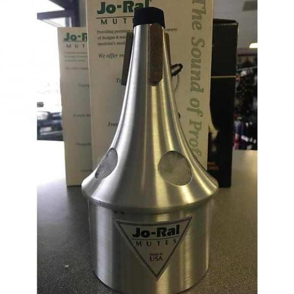 Custom Jo-Ral TPT4A Aluminum Trumpet Bucket Mute #1 image