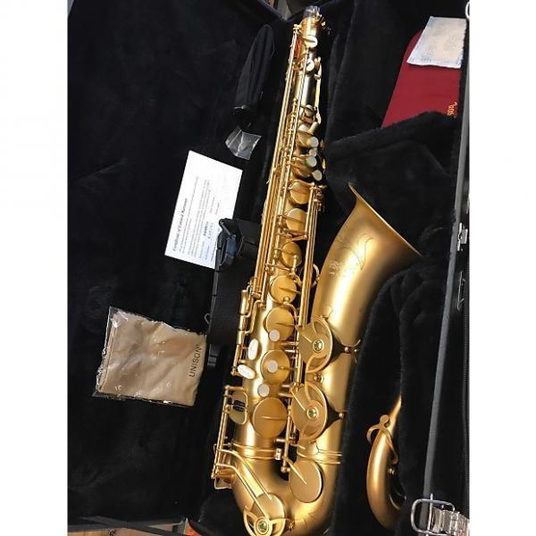 Custom Unison S400 GX Tenor Saxophone #1 image
