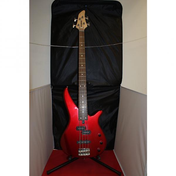 Custom Yamaha RBX-170 Red #1 image
