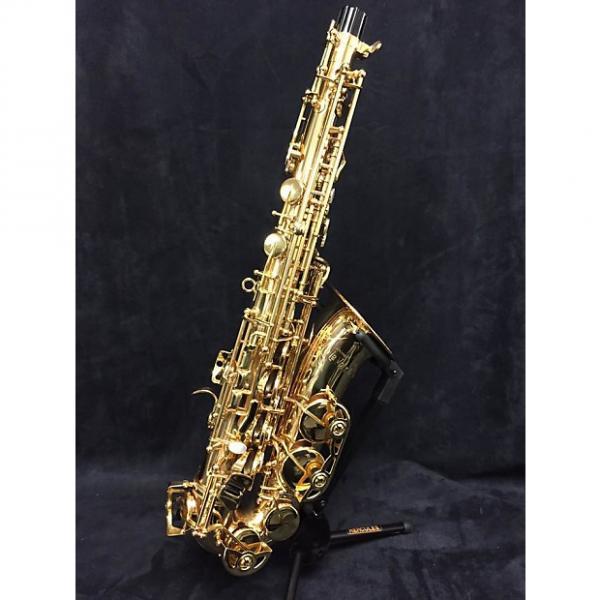 Custom Selmer La Voix II Alto Saxophone  Lacquer #1 image
