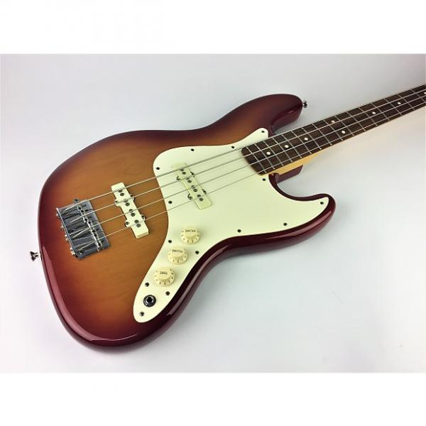 Custom Fender Jazz Bass 1983 Sienna Burst #1 image
