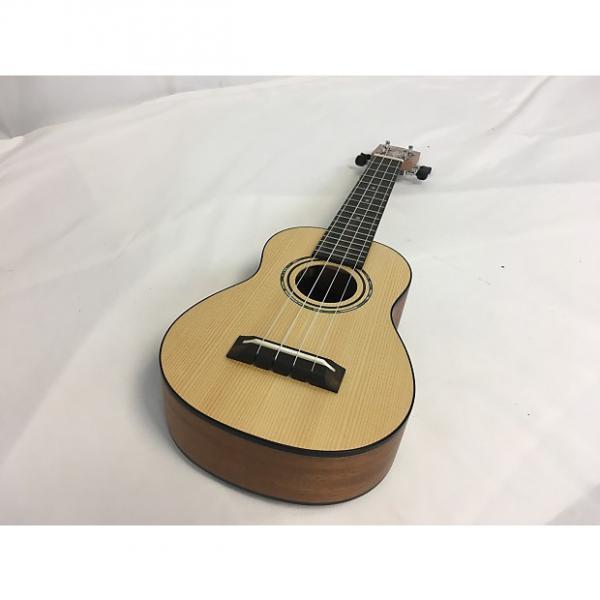 Custom New Alvarez RU26S Saprano Ukulele Natural #1 image