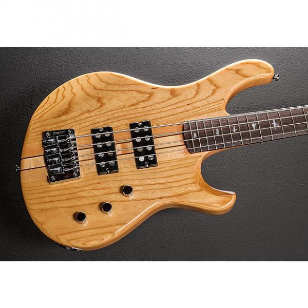 Custom Paul Reed Smith SE Kingfisher Bass 2014 Natural #1 image