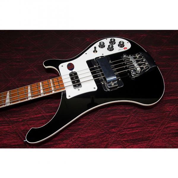 Custom Rickenbacker 4003 Bass  Jetglo 032205 #1 image