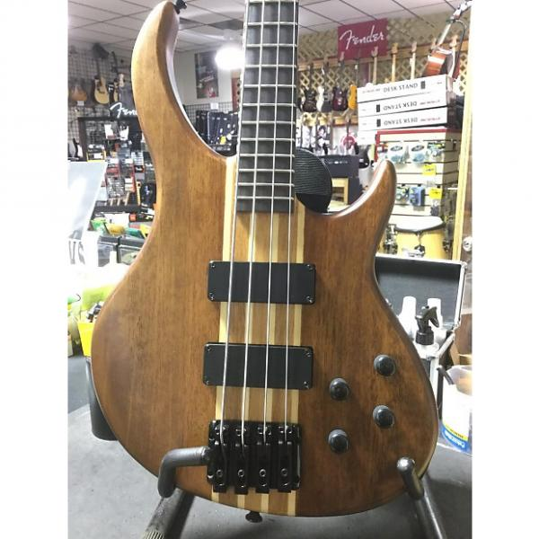 Custom Peavey Grind 4 String Bass #1 image