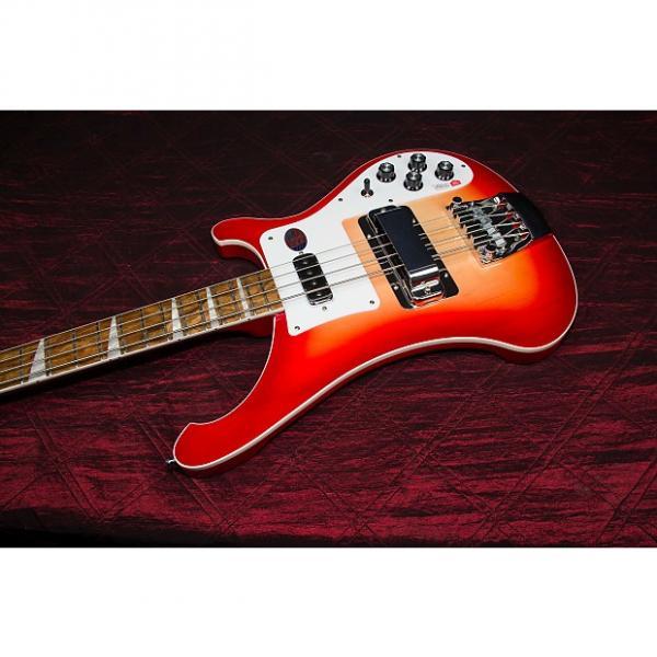 Custom Rickenbacker 4003 Bass  Fireglo 032203 #1 image