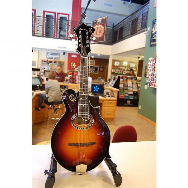 Custom Eastman MD614 Oval Soundhole Mandolin - With K&K Pure Mini Pickup - Very Nice! #1 image