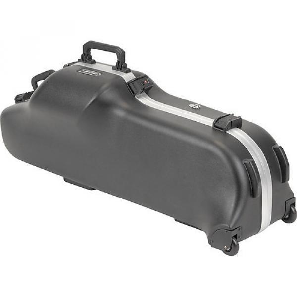 Custom SKB 445W Baritone Saxophone Hard-Shell Case #1 image