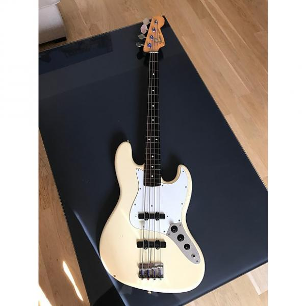 Custom Fender Jazz Bass MIJ 1988 Olympic White #1 image